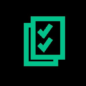 Symbol für Korrekturmodus. Ein halbautomatisierte Korrektur der Prüfungen im eXaminer erleichtert das Leben